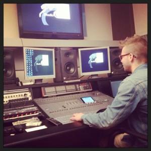 Ingénieur du son de post production audio