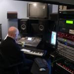 Stéphane Meer dans son studio