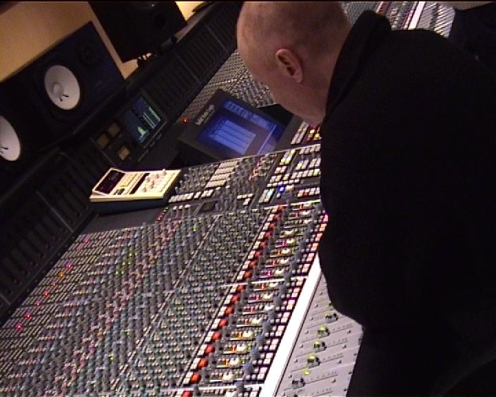 Stéphane Meer en mixage