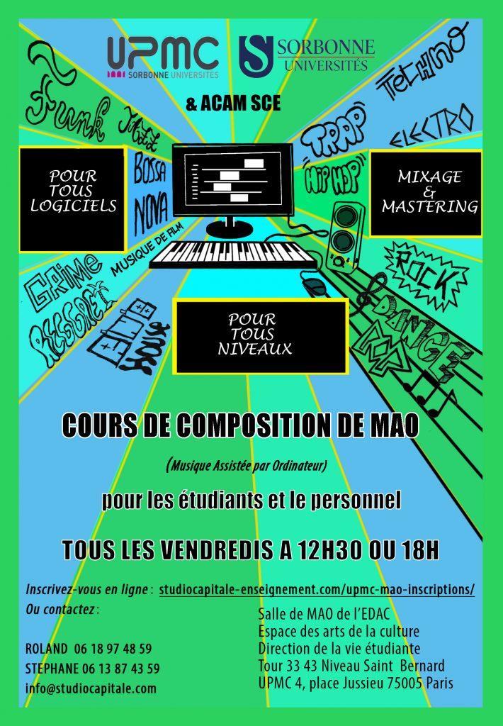 Cours MAO Jussieu
