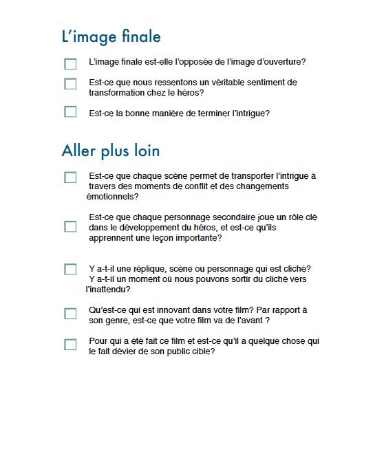 Checklist p3