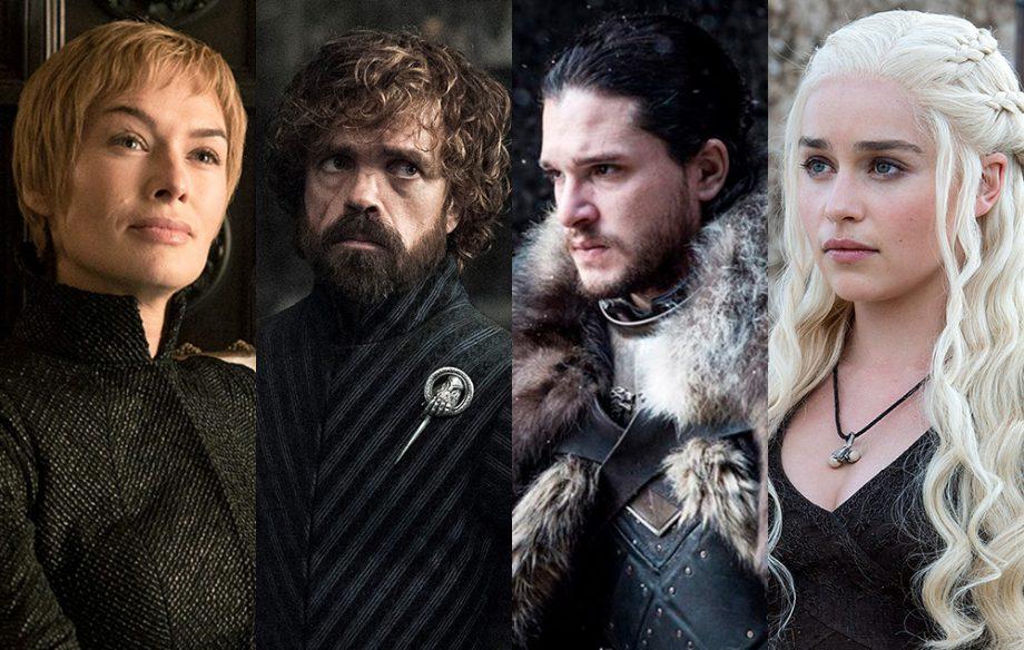 """Scénario de """"Game of Thrones"""" (saison 1)"""