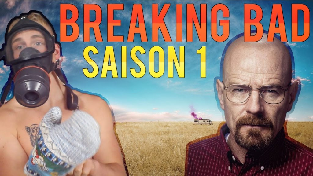 Analyse de la structure de Breaking Bad, saison 1