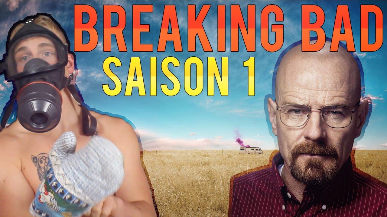 Analyse de la structure de Breaking Bad. Saison 1