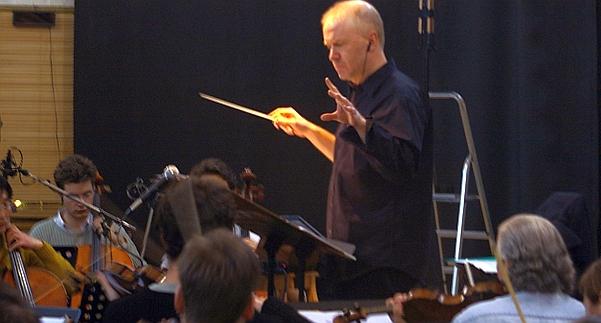 Stéphane Meer chef d'orchestre