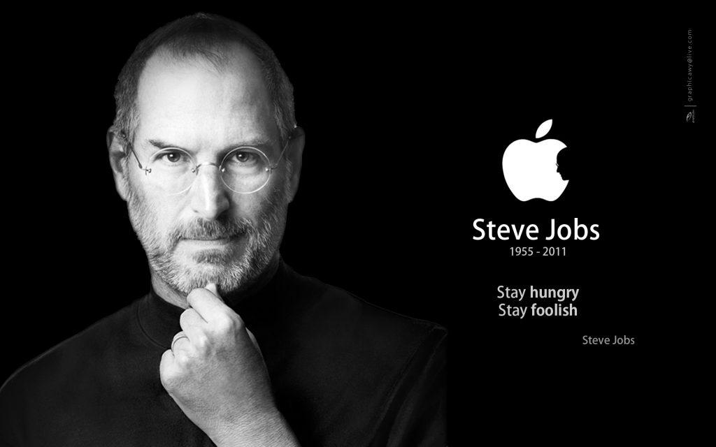 Steve Jobs, raconter une histoire et story telling