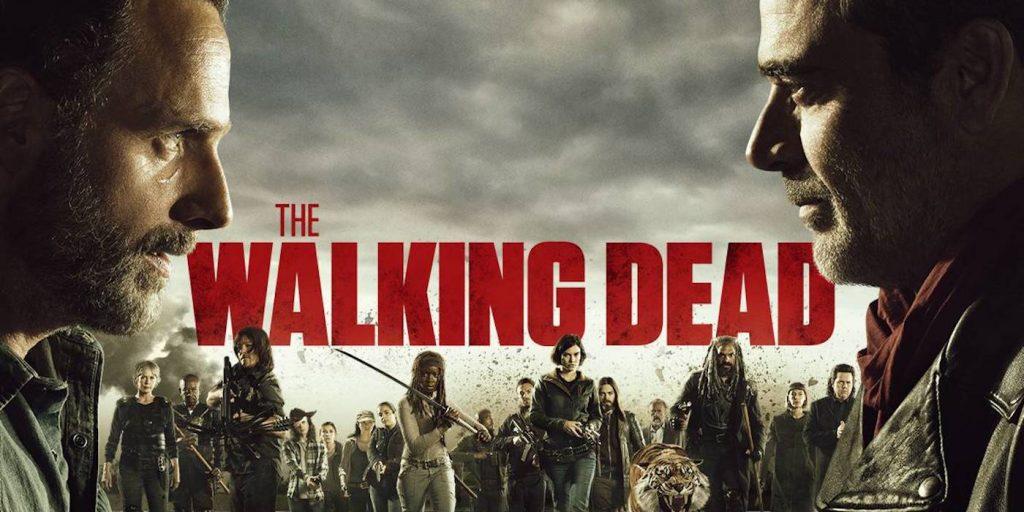scénario de The Walking Dead