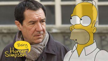 Il était une voix : Homer Simpson