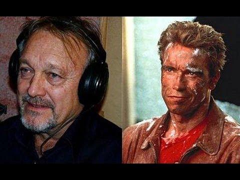 Il était une voix - Daniel Beretta (Arnold Schwarzenegger)