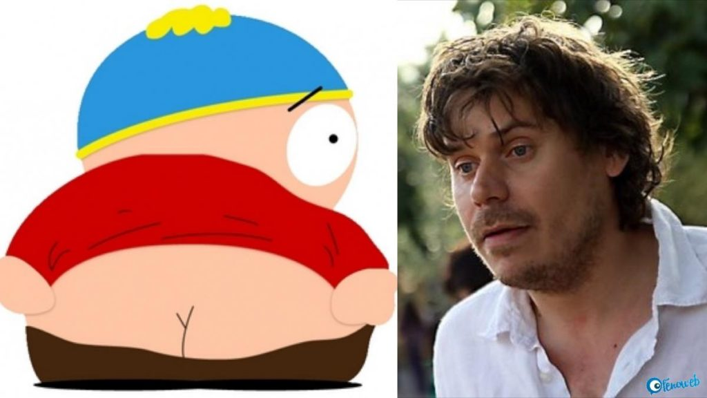 Il était une voix : Eric Cartman
