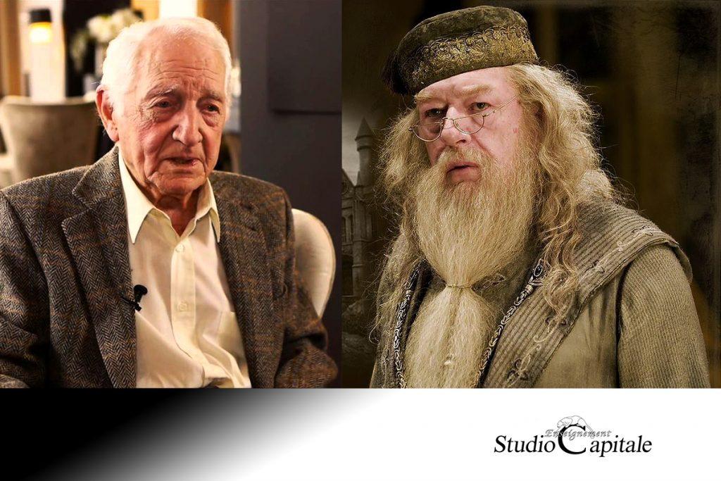 Il était une voix Marc Cassot 1 ( BilbMon, Dumbledore, Paul Newman)