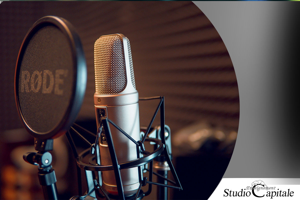 Enregistrer la voix en home studio